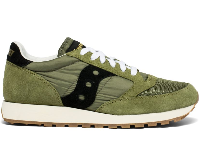 Jazz Original Vintage, Olive | Black, dynamic