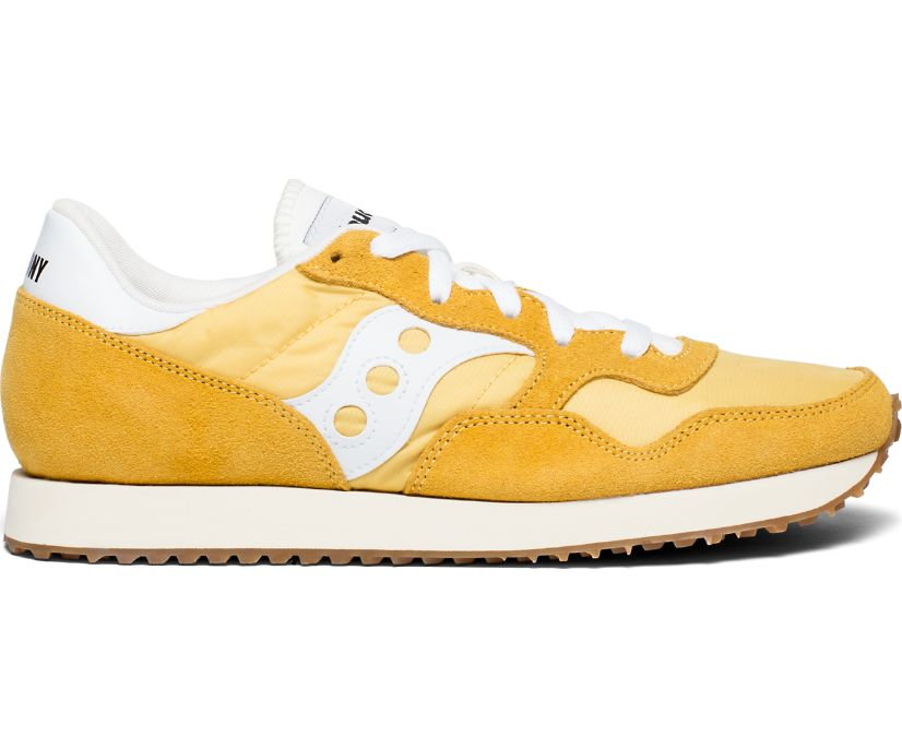 DXN Vintage, Yellow | White, dynamic
