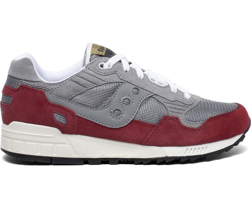 Shadow 5000 Vintage, Grey | Red, dynamic