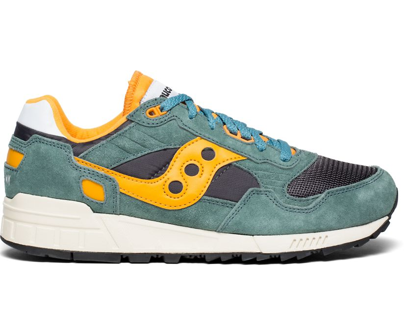 Shadow 5000 Vintage, Teal | Blue | Orange, dynamic