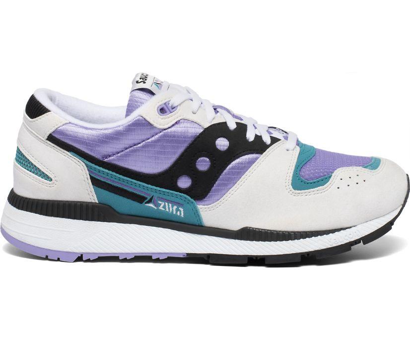 Azura, White | Violet | Capri, dynamic