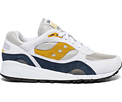 Shadow 6000, White | Gold | Denim, dynamic