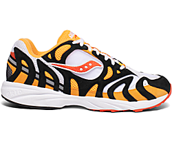Grid Azura 2000, White | Orange | Black, dynamic