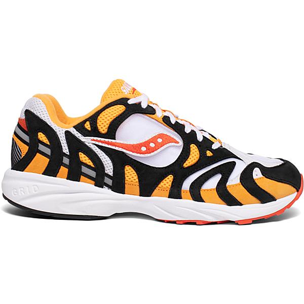 Grid Azura 2000, White | Orange | Black, dynamic