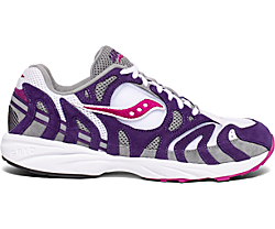 Grid Azura 2000, White | Purple | Grey, dynamic