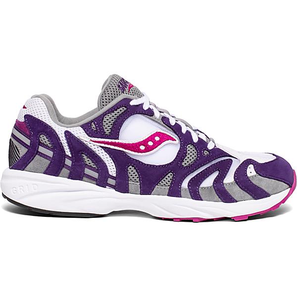 Grid Azura 2000, White | Purple | Grey, dynamic