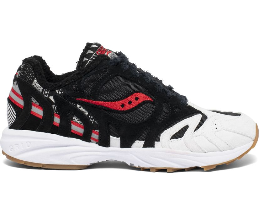 Grid Azura 2000, Black | Red | White, dynamic