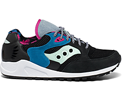 Luc Jazz 4000, Black | Blue | Pink, dynamic