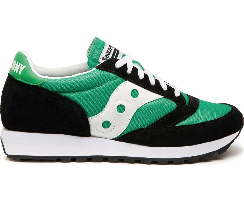 Jazz 81, Black   Green   White, dynamic
