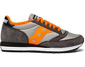 Grey | Orange | White