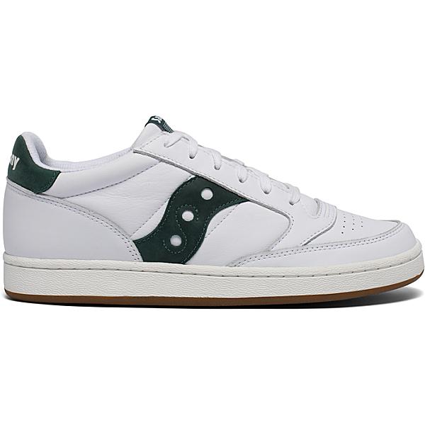 Jazz Court, White | Green, dynamic