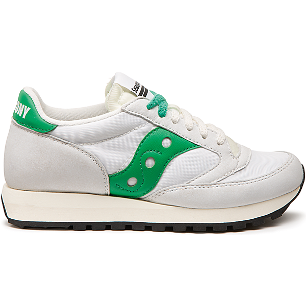 Jazz 81 Distressed, White | Green, dynamic