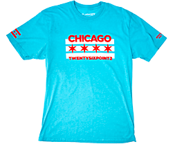 Chicago Marathon Tee, , dynamic