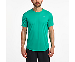 Hydralite Short Sleeve, Columbia, dynamic