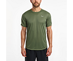 Hydralite Short Sleeve, Four Leaf Clover, dynamic