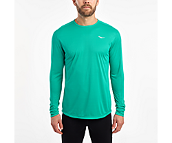 Hydralite Long Sleeve, Columbia, dynamic