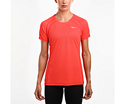 Hydralite Short Sleeve, ViZi Red Reflective, dynamic