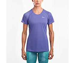 Hydralite Short Sleeve, Violet Storm, dynamic