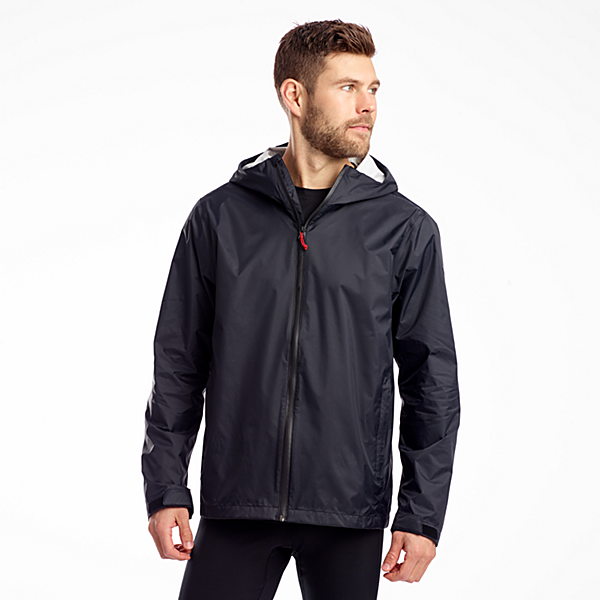 Rainrunner Jacket, Black, dynamic