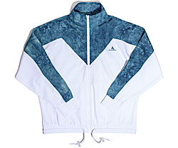 Aya Jacket, Colonial Blue, dynamic