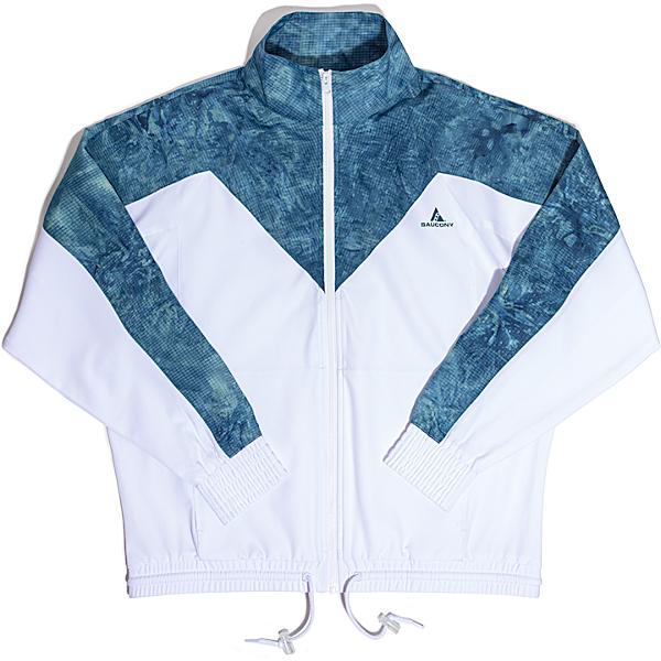 Aya Jacket, Colonial Blue, dynamic