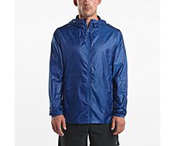 Pack-It Run Jacket, Limoges, dynamic
