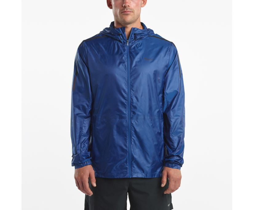 Pack-It Run Jacket, Limoges, dynamic