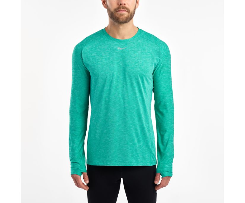 Breakthru Long Sleeve, Columbia, dynamic