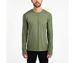 Breakthru Long Sleeve, Four Leaf Clover, dynamic