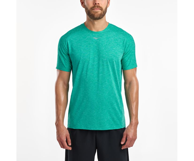 Breakthru Short Sleeve, Columbia, dynamic