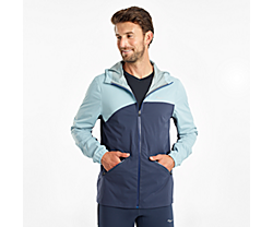 Drizzle Jacket, Arona | Mood Indigo, dynamic