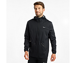 Drizzle Jacket, Black, dynamic