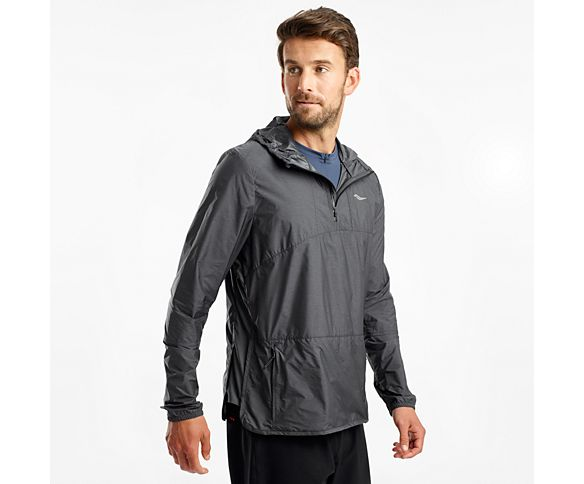 Timberline Pullover, Black Heather, dynamic