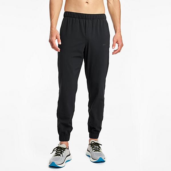 Rerun Jogger Pant, Black, dynamic