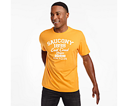 Rested Short Sleeve, Spectra Yellow, dynamic