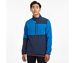 Bluster Jacket, Directoire Blue, dynamic