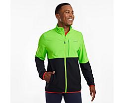 Bluster Jacket, ViZiPRO Slime, dynamic