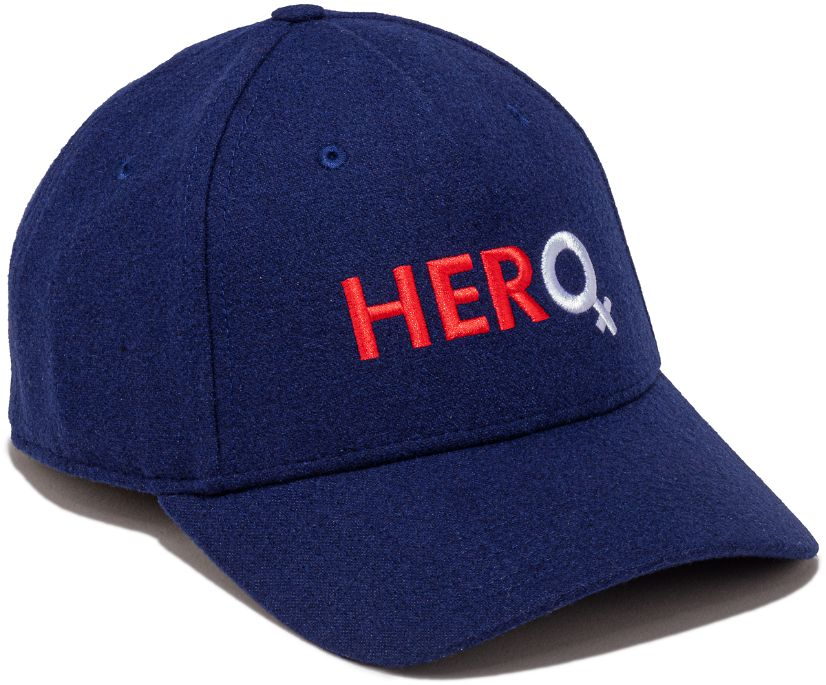 Hero Hat, Navy, dynamic