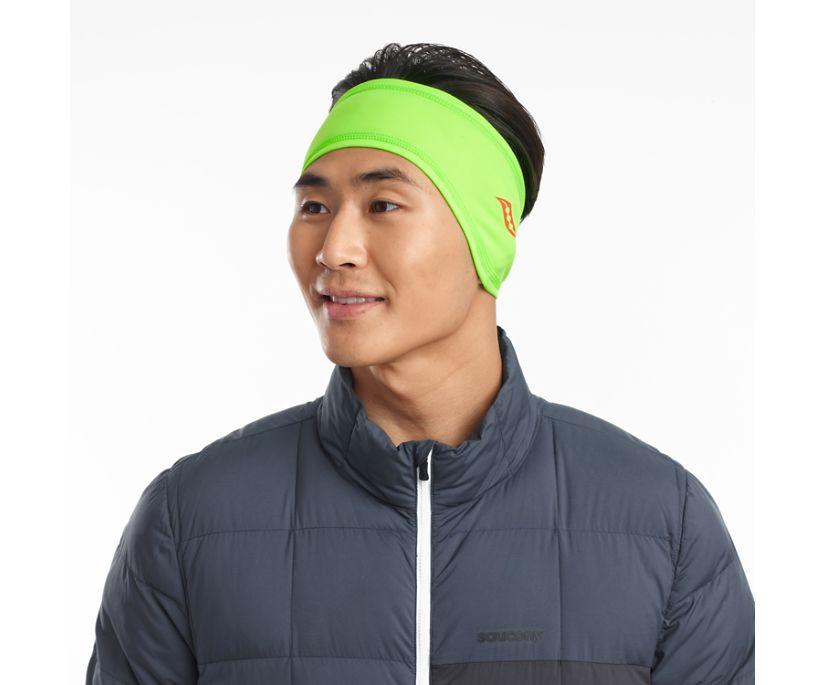 Solstice ViZi Headband, ViZiPRO Slime, dynamic