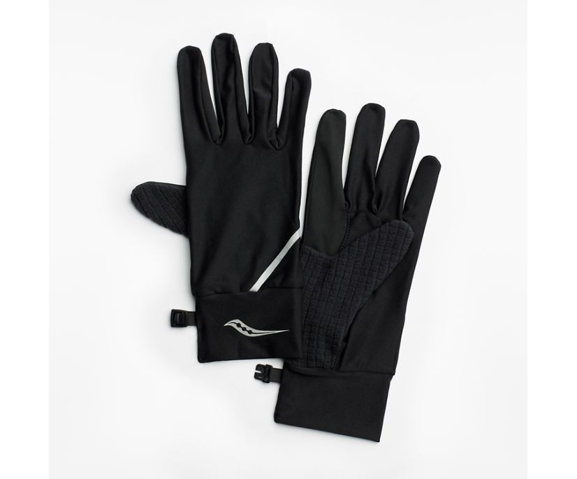 Fortify Liner Glove, Black, dynamic