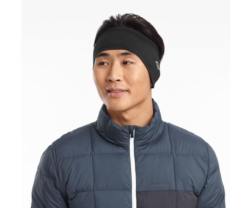 Solstice Headband, Black, dynamic
