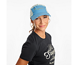 Outpace Hat, Bonnie Blue, dynamic