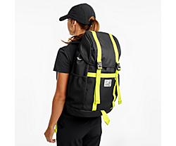 Overhaul Backpack, Black, dynamic