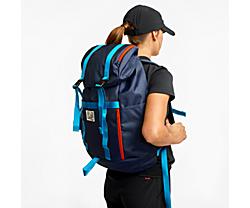 Overhaul Backpack, Blue Nights, dynamic