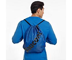 Saucony String Bag, Directoire Blue, dynamic