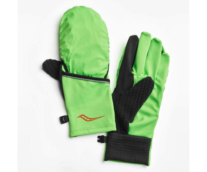 Fortify ViZi Convertible Glove, ViZiPRO Slime, dynamic