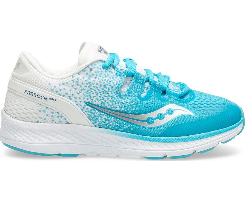 Freedom ISO Sneaker, Blue/White, dynamic