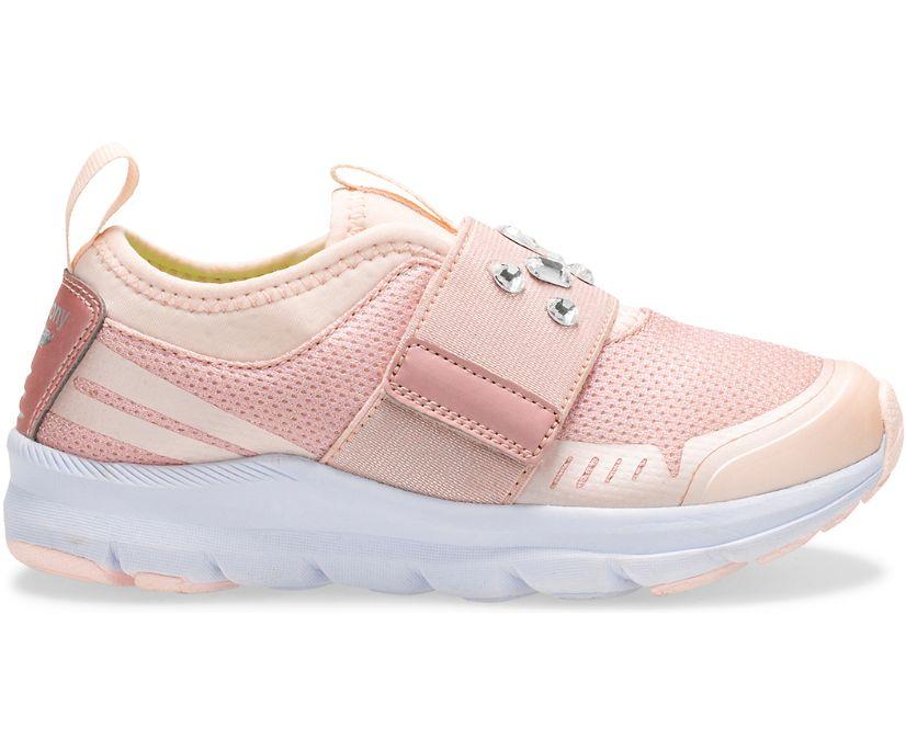 Liteform Stretch & Go A/C Sneaker, Pink/Gem, dynamic