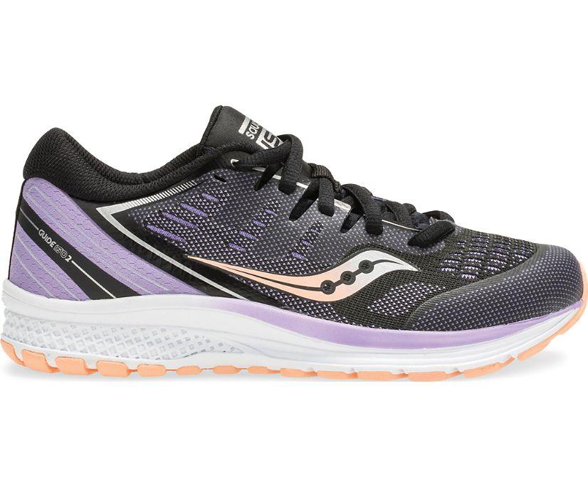 Guide ISO 2 Sneaker, Black | Purple, dynamic