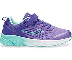 Wind A/C Sneaker, Purple, dynamic